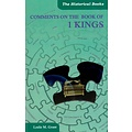 Comments on the book of 1 Kings