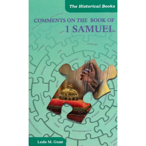 Comments on the book of 1 Samuel
