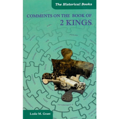 Comments on the book of 2 Kings
