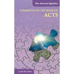Comments on the book of Acts