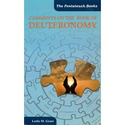 Comments on the book of Deuteronomy