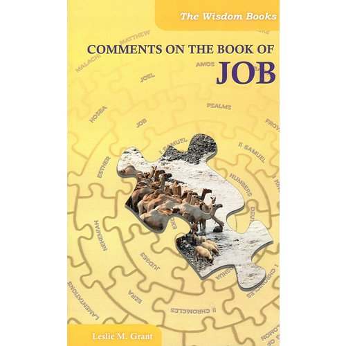 Comments on the book of Job