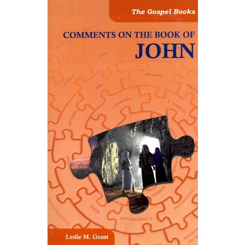 Comments on the book of John