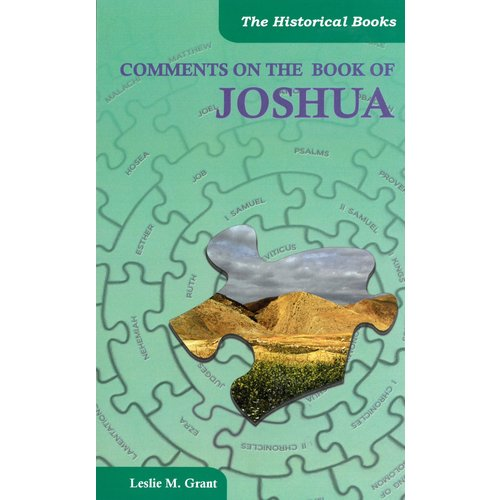 Comments on the book of Joshua
