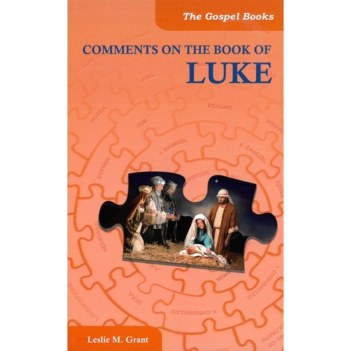 Comments on the book of Luke