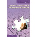 Comments on the book of Philippians & Colossians