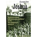 Excerpts from Joshua