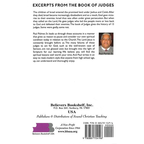 Excerpts from the book of Judges