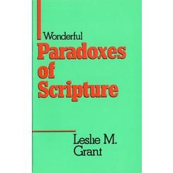 Wonderful paradox of scripture