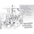 enkelvoudige ansichtkaart 89-12, met Bijbeltekst