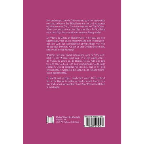 Serie 'Bijbelse basis': De Drie-enige God