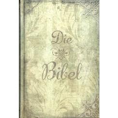 Bijbel Duits: Elberfelder vertaling Vintage motief