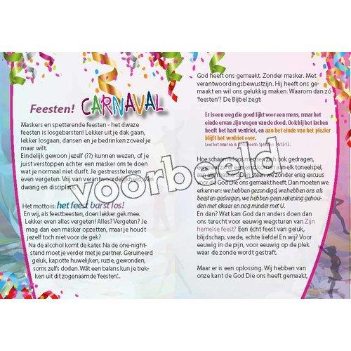 Traktaat: Carnaval - het feest barst los