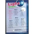 Lightkeeper set van 6 boeken
