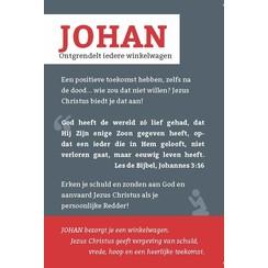 Johan- ontgrendeld iedere winkelwagen