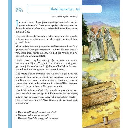 Vertellingen uit de Bijbel (niet alleen) voor kleine kinderen