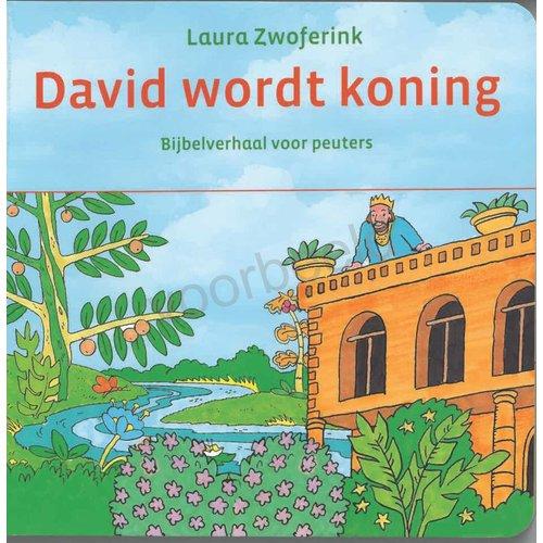 David wordt koning