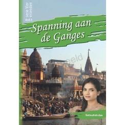 Serie Vier vrienden dl. 4: Spanning aan de Ganges