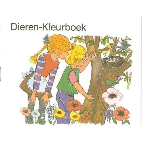 Dierenkleurboek (serie kinderverrassing nummer 9) kleurboekje