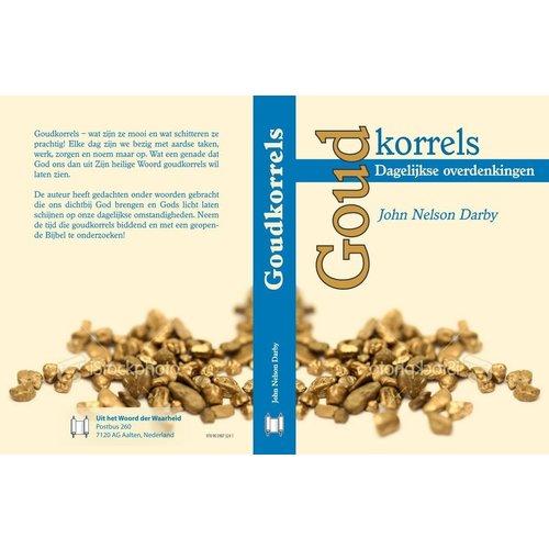 Goudkorrels - groot formaat