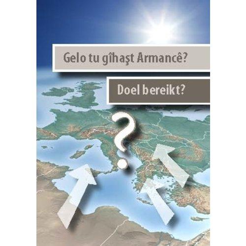 Doel bereikt ? Nederlands-Kurmanjii