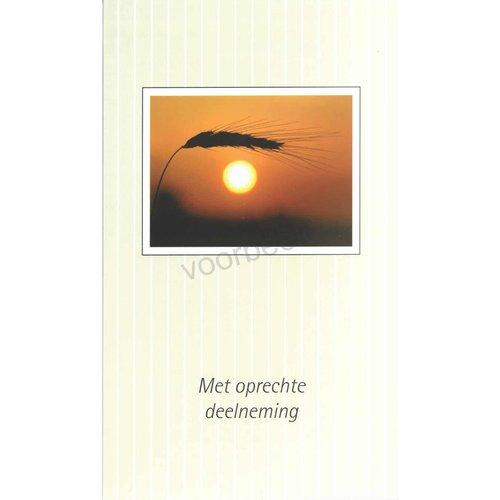 mix pakket condoleance kaarten