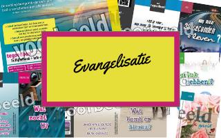 Evangelisatie - alle talen