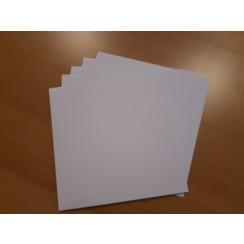 Envelop : wit 190 x 190mm (pakje à 5 stuks)