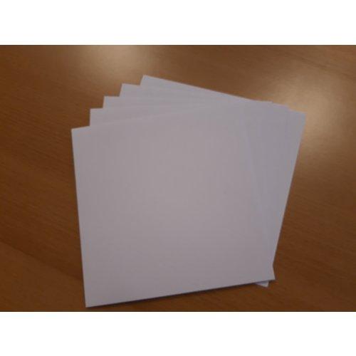 Envelop : wit 190 x 190mm (pakje à 10 stuks)