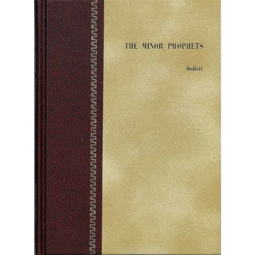 The Minor Prophets (lect.introd.)