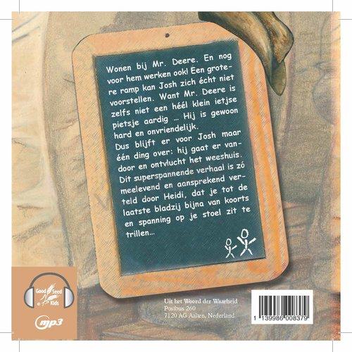 De jongen met de cowboyhoed, Heidi Ulrich, luisterboek MP3