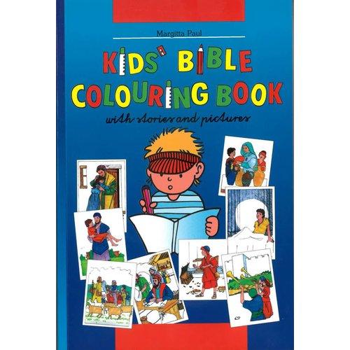 Kids Bible Coloring Book (Engels)