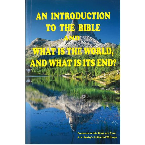 An Introduction to the Bible.