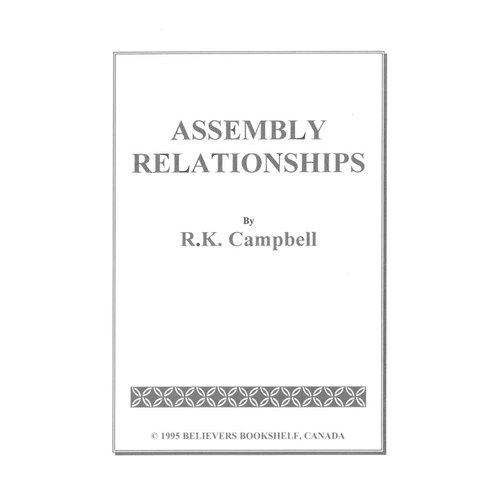 Assembly relationships.