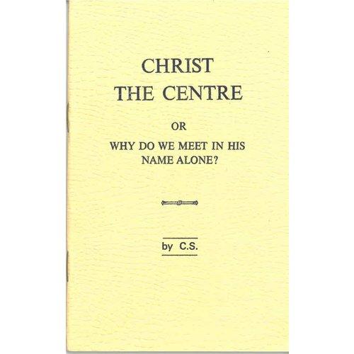 Christ the Centre.