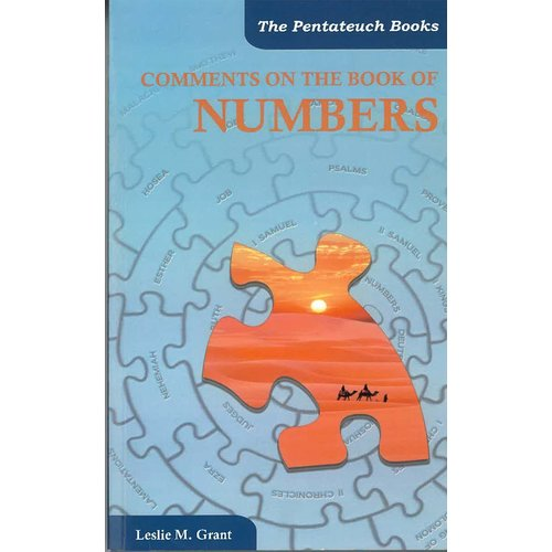Comments of the Book of Numbers.