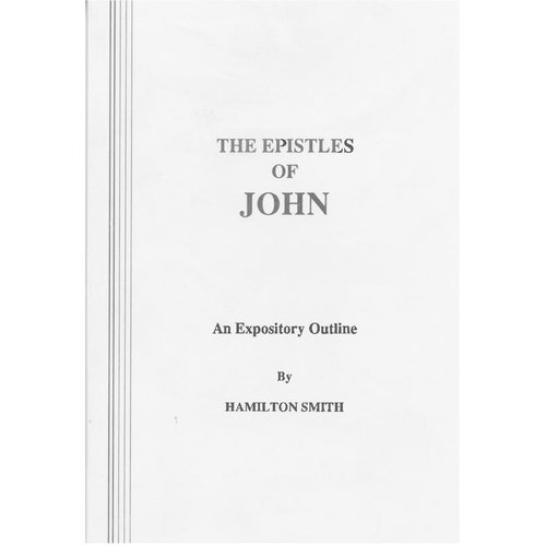 Epistles of John.