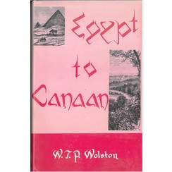 Egypt to Canaan.