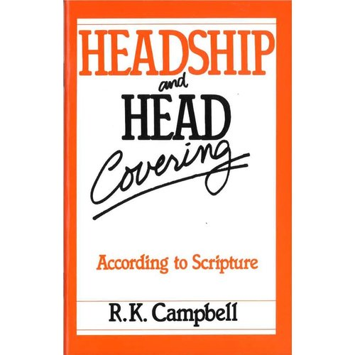 Headship and Headcovering.