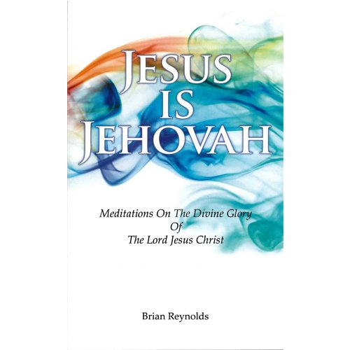 Jesus is Jehova.