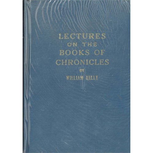 Lectures on the Books of Chronicles.