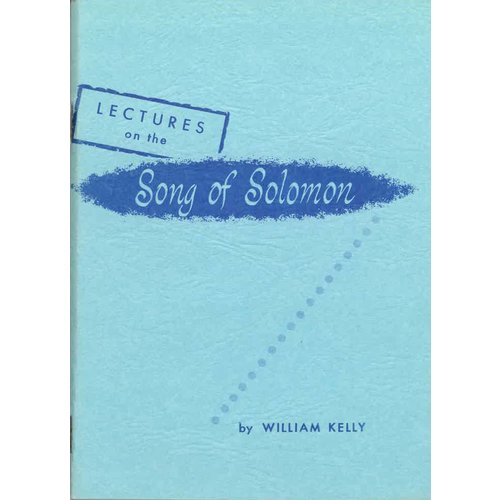 Lecturs of the Song of Solomon.
