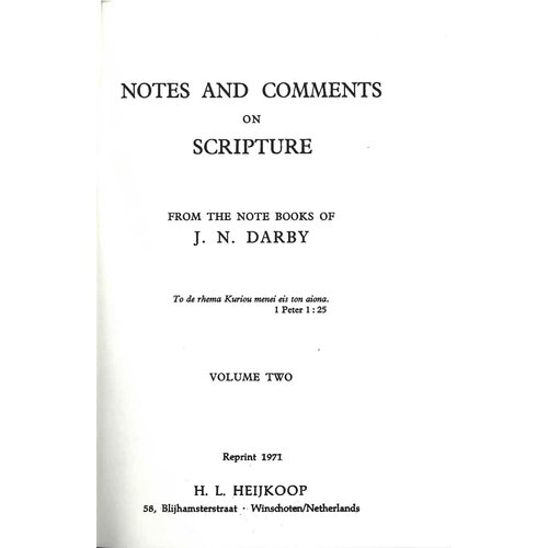 Notes and Comments  vol. 2