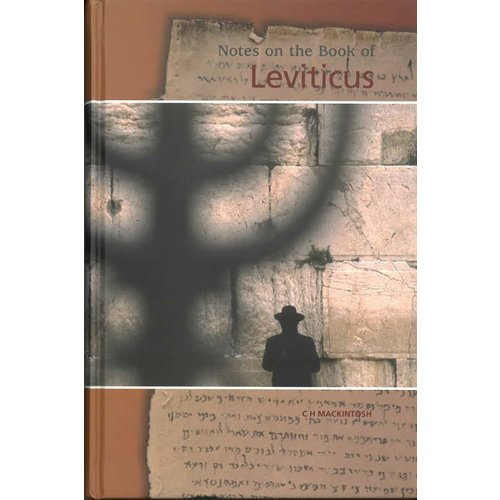 Notes on the Book of Leviticus.