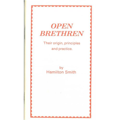 Open Brethren.