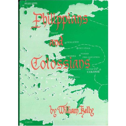 Philippians and Collossians.