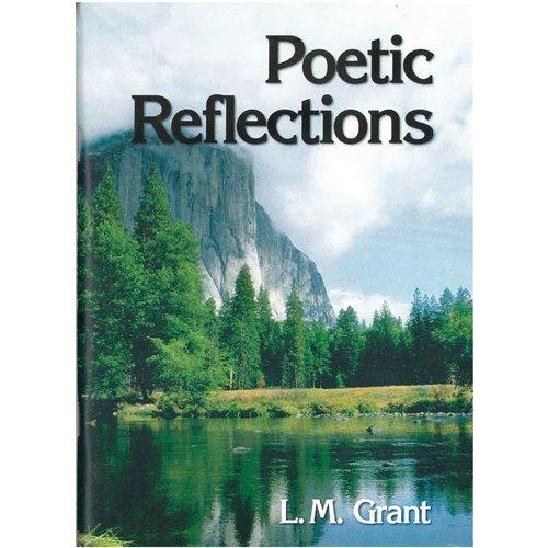 Poetic reflections.