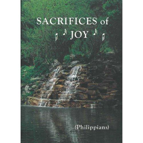 Sacrifices of Joy.