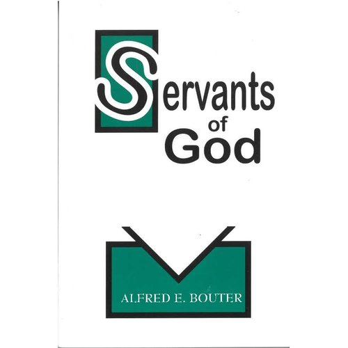 Servants of God.