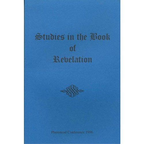 Studies in Revelation Plumstead 1996.